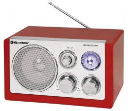 Retro rádio Roadstar HRA-1200W Red