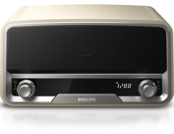 Retro rádio Philips ORD7100C