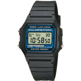 Retro hodinky Casio Collection F-105W-1AWYEF