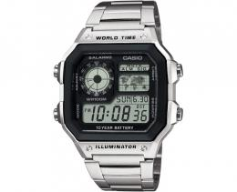 Retro hodinky Casio Collection AE-1200WHD-1A