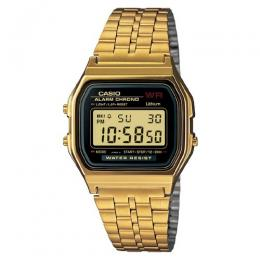 Retro hodinky Casio Collection A 159G-1