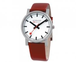 Retro hodinky Mondaine Evolution Gents A660.30344.11SBC