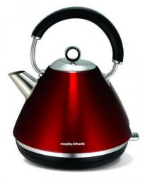 Rychlovarná konvice Morphy Richards Accents retro Red