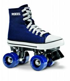 Retro brusle Roces Chuck.001 Blue/white
