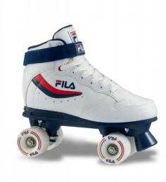 Retro brusle FILA Ace White/Blue/Red