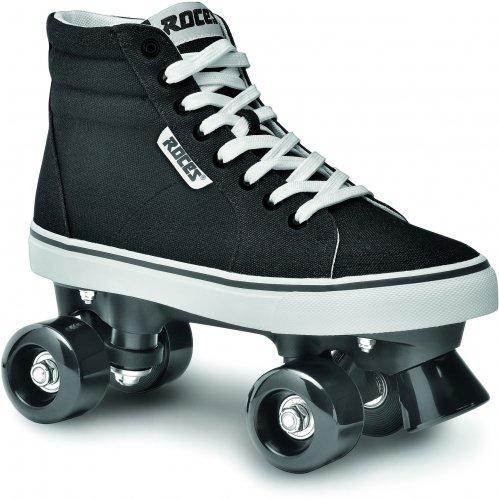 Retro brusle Roces Ollie 001 Black/white
